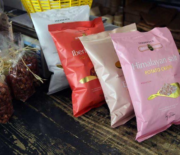 Le Potager - Epicerie Fine - Côté salé - Chips