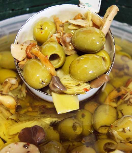 Le Potager - Epicerie Fine - Côté salé - Les olives