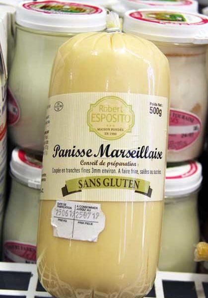 Le Potager - Epicerie Fine - Côté salé - Panisse