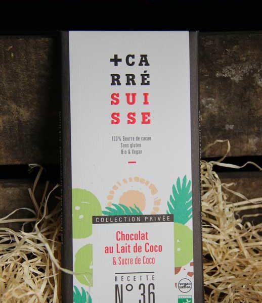 Le Potager - Epicerie Fine - Côté sucré - Chocolat