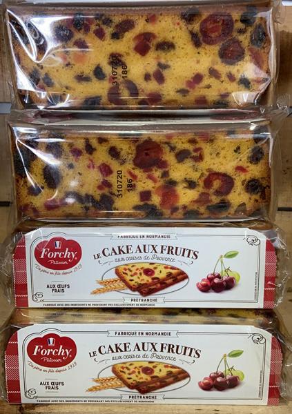 Gâteau le Potager Coudoux
