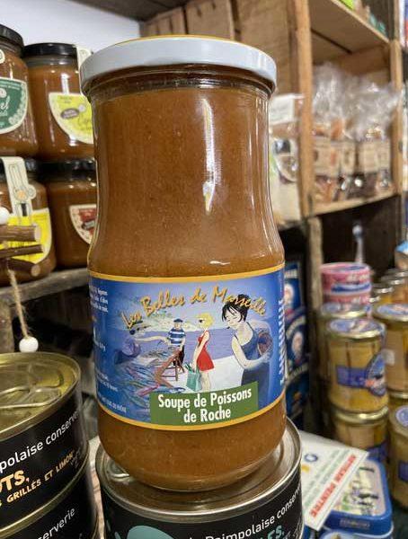 Le Potager - Epicerie Fine - Les Soupes