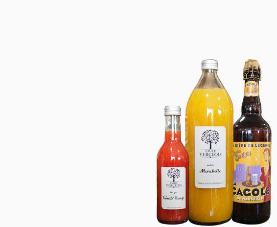 Le potager de Coudoux / Fruits, légumes, boissons & épicerie fine