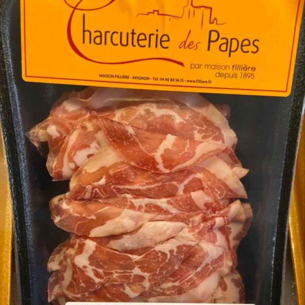 coppa-italienne-chiffonnade-charcuterie-des-papes-potager-coudoux