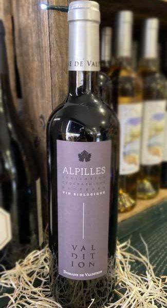 vin-alpilles-valdition-bio-ROUGE-le-potager-de-coudoux