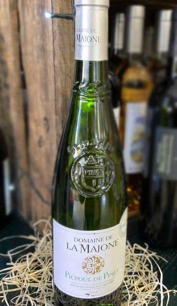 Vin-Domaine-de-la-Majone-picpoul-de-pinet-blanc-le-potager-de-coudoux