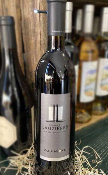 Vin-Domaine-de-lauzieres-Equinoxe-BIO-rouge-le-potager-de-coudoux