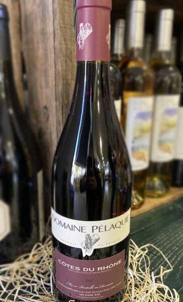 Vin-Domaine-pelaquier-rouge-le-potager-de-coudoux