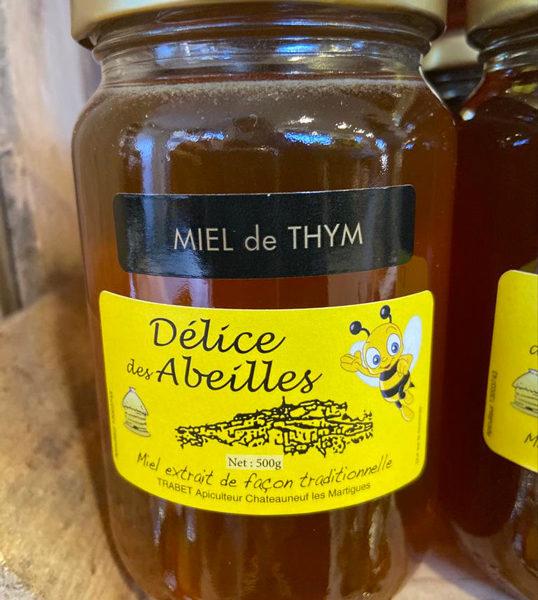 miel-thym-500g-delices-des-abeilles-potager-coudoux
