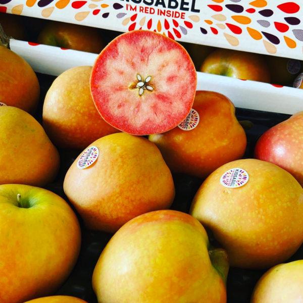 pomme kissabel pomme surprenante de son goût et de sa couleur le potager de coudoux
