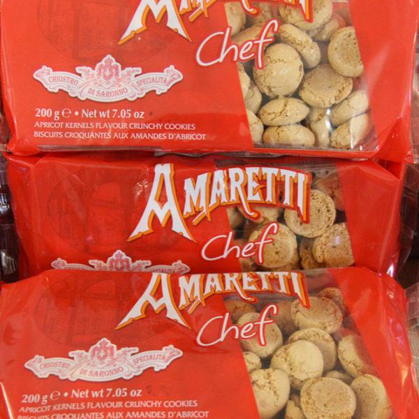 biscuit aux amandes italien