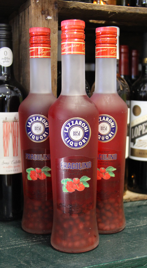 fragolino liqueur italienne
