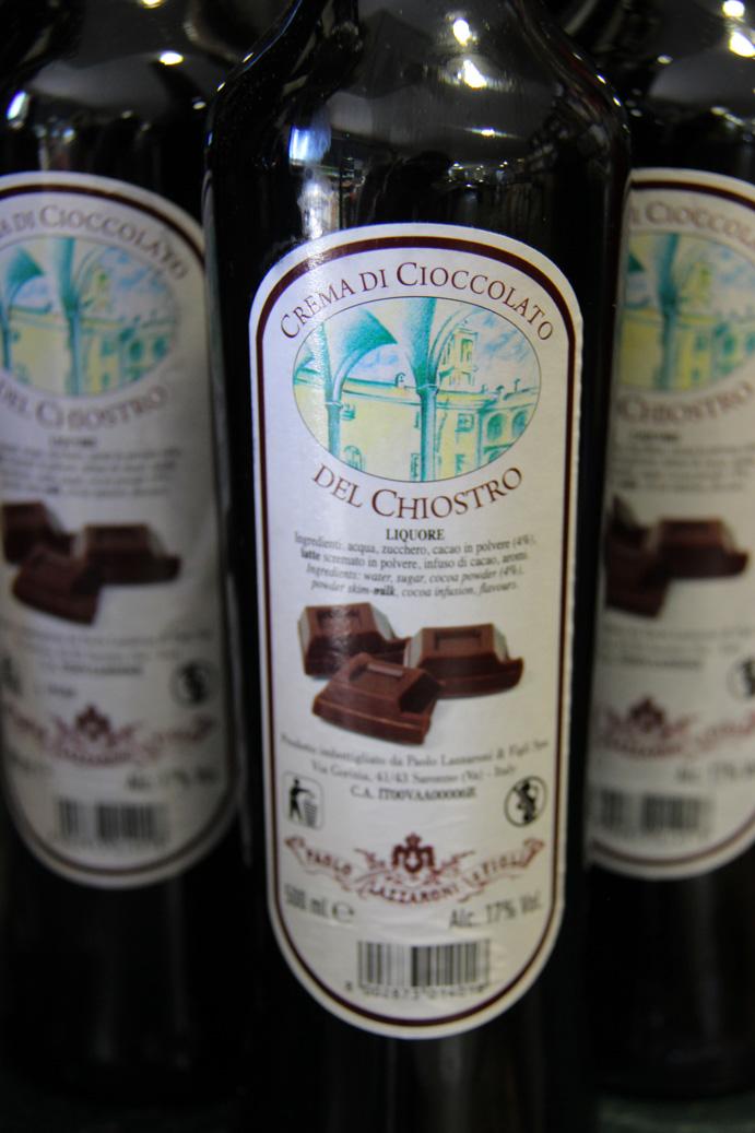 liqueur chocolat