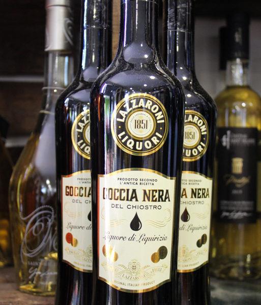 liqueur de reglisse italienne