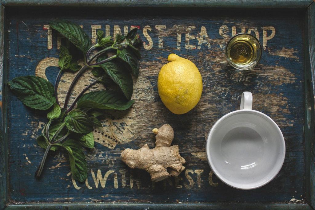 infusion detox gingembre citron miel
