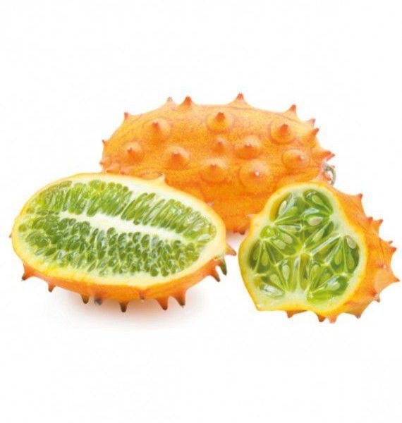 kiwano portugal fruit exotique