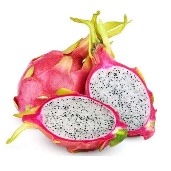 fruit du dragon pitahaya fruit exotique
