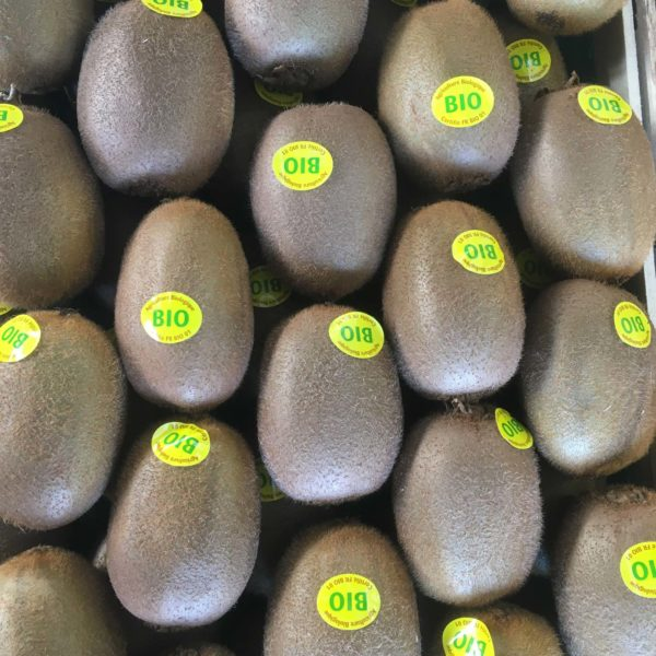kiwi BIO vert France