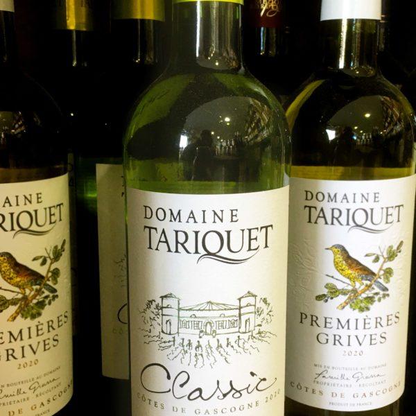tariquet classic vin blanc sec potager de coudoux
