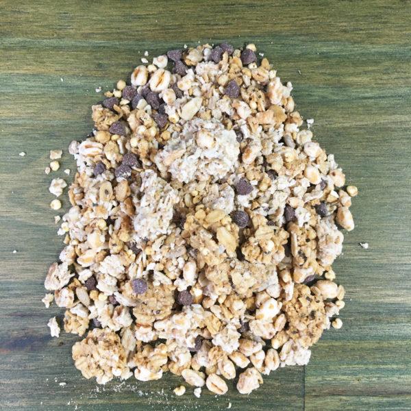 granola chocolat bio vrac italie le potager de coudoux