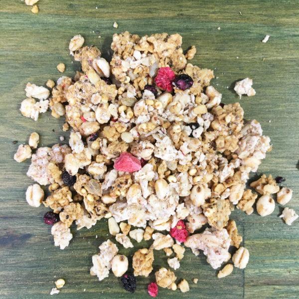 muesli fruits rouges bio vrac italie le potager de coudoux